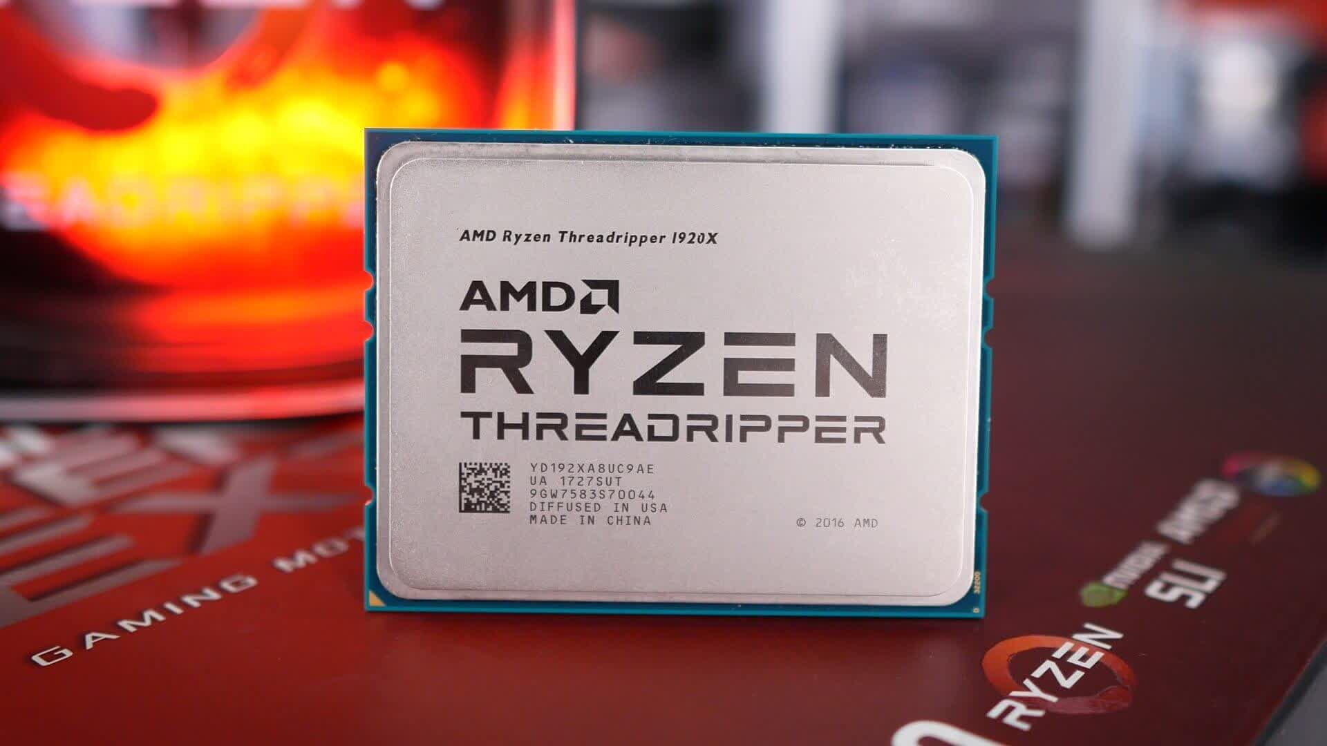 Amd Ryzen Threadripper 1950x Reviews