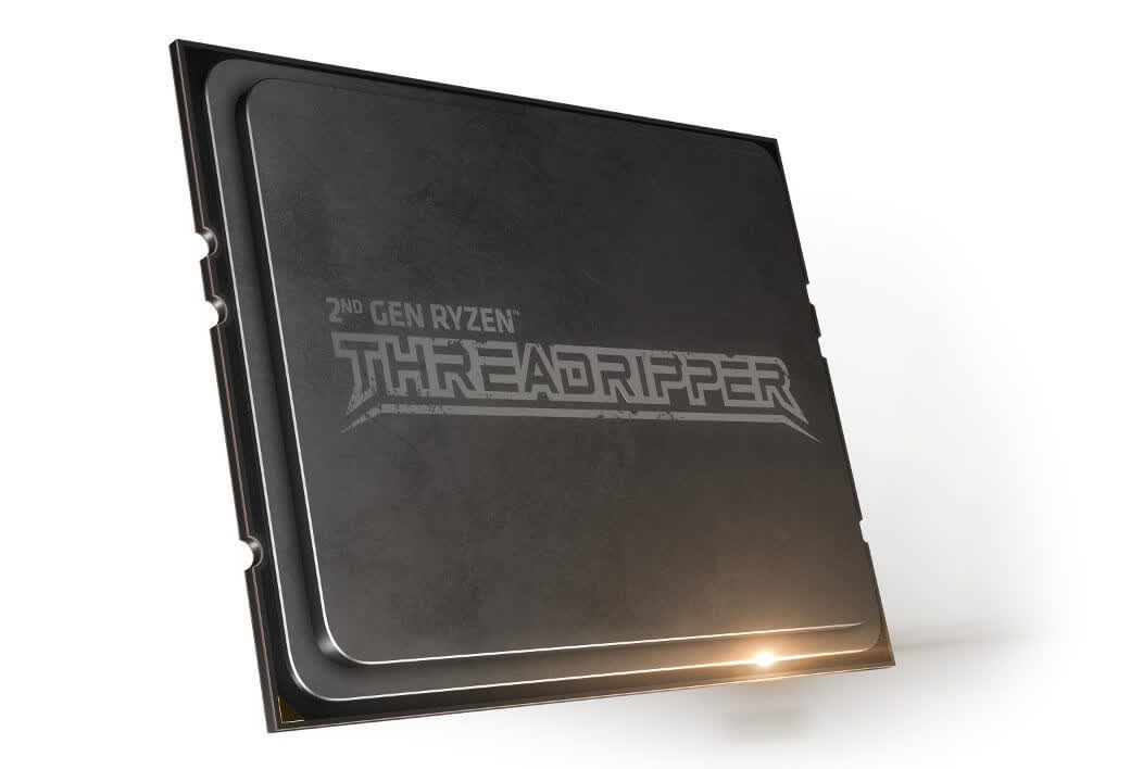 AMD Ryzen Threadripper 2970WX