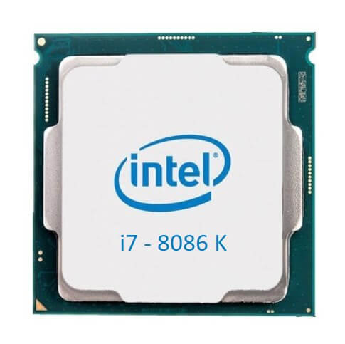 Intel Core i7 8086K 4GHz Socket 1151