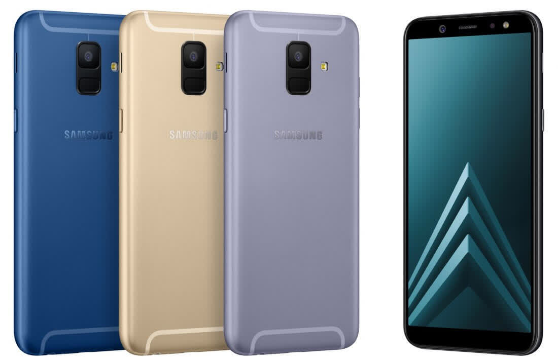 Samsung Galaxy A6 Plus SM-A605FZ
