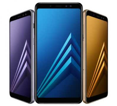 Samsung Galaxy A8 Plus 2018 SM-A730FZ