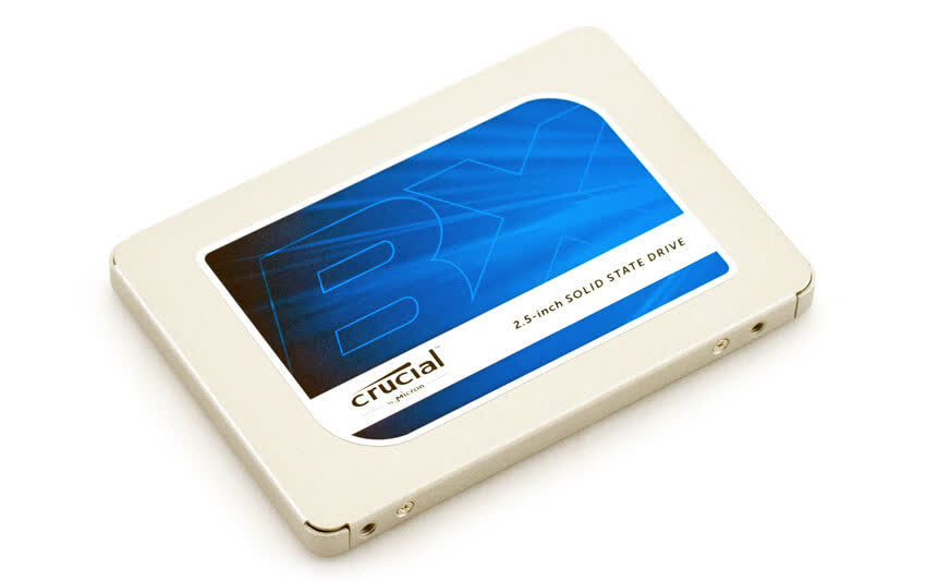 Crucial BX300 SSD