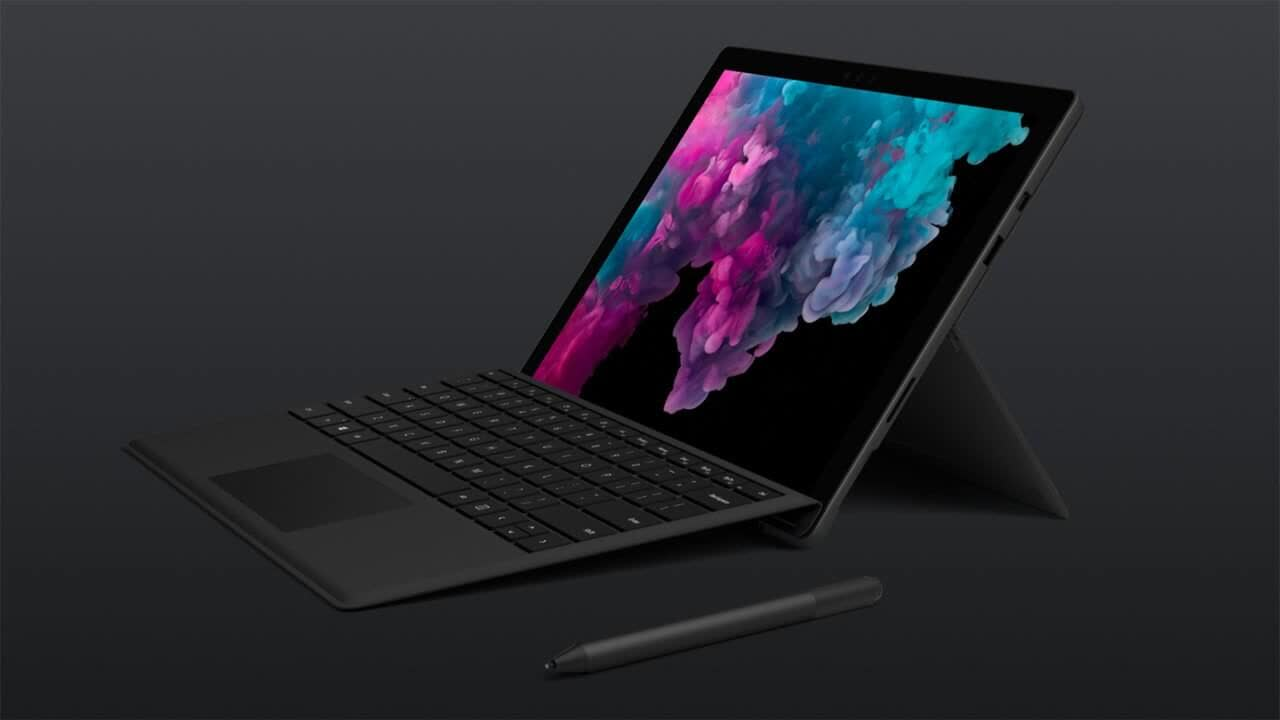 microsoft surface pro 6 reviews