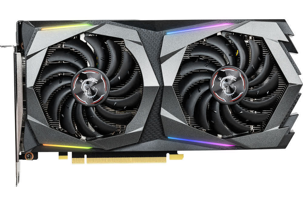 Nvidia GeForce GTX 1660 Ti 6GB