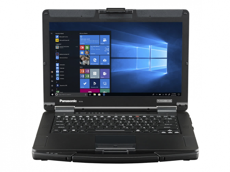 Panasonic Toughbook FZ-55B