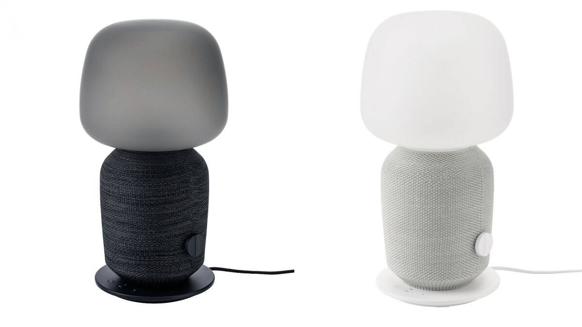 Sonos IKEA Symfonisk Table Lamp Bluetooth Portable Speaker