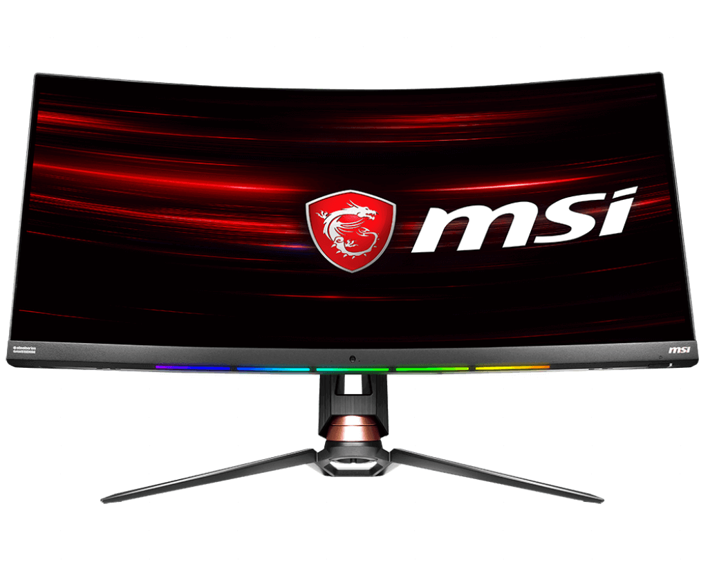 MSI Optix MPG341CQR 34