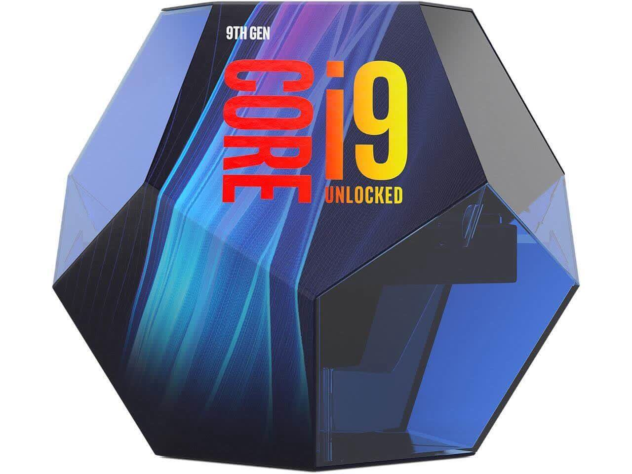 Intel Core i9 9900KF 3.6GHz Socket 1151
