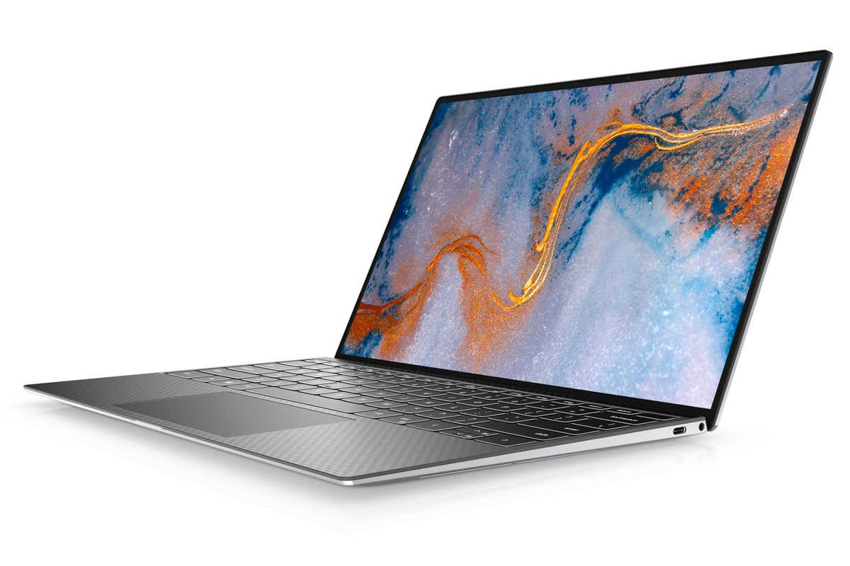 The Dell XPS one of our best business laptops 2021