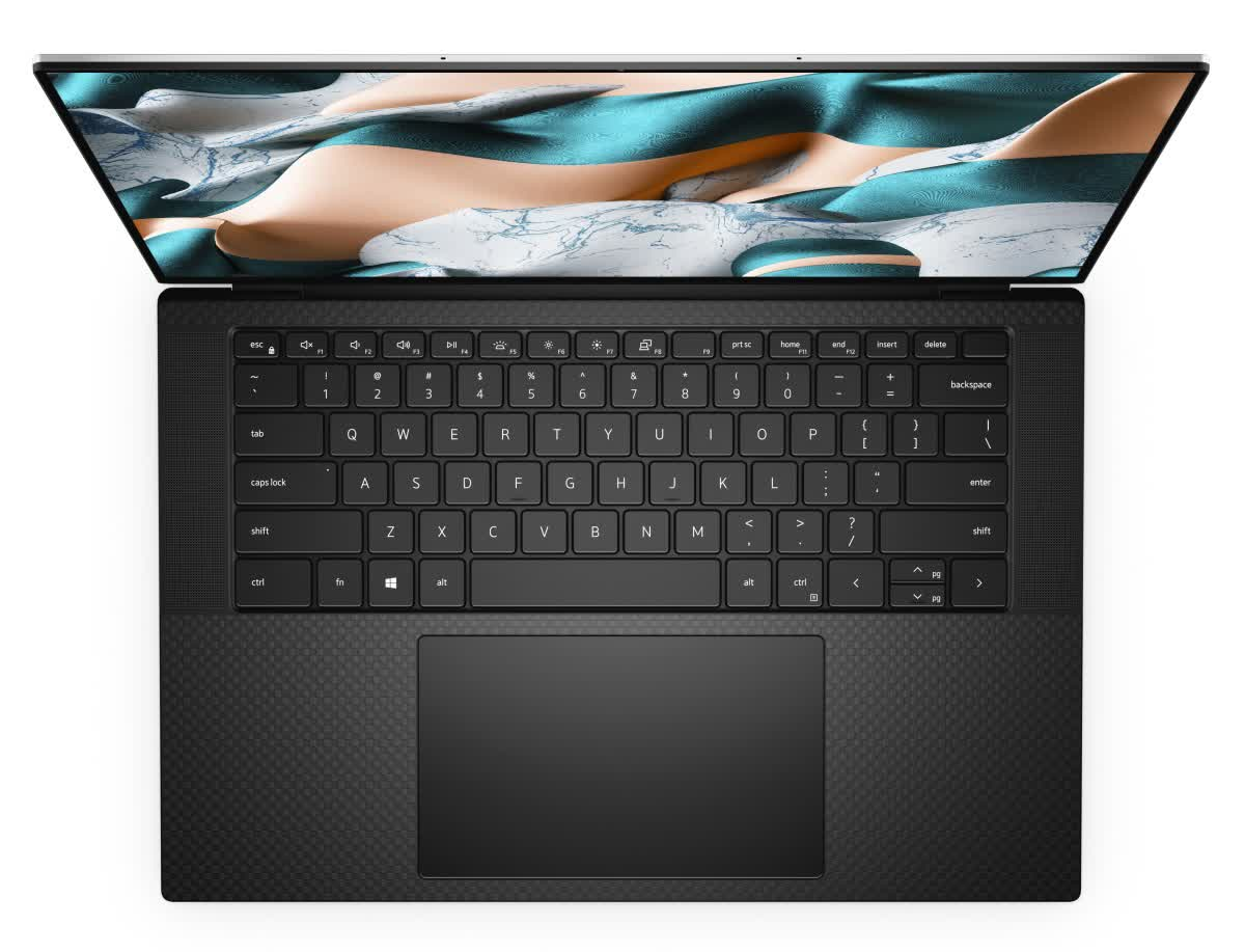 Dell XPS 15 (9500) - 2020