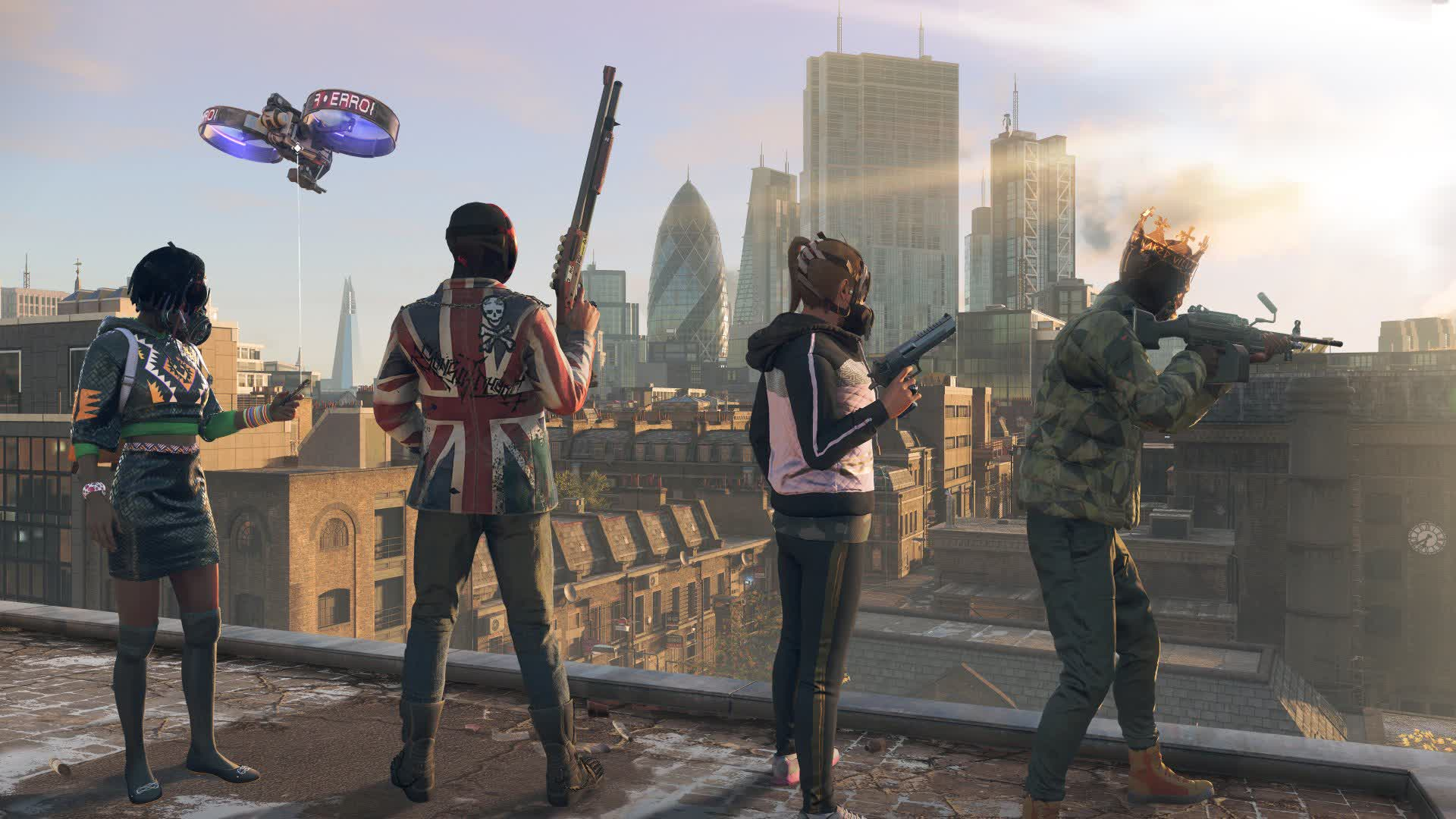 Watch Dogs Legion: free trial starts tomorrow, 50% off full game, content roadmap updated