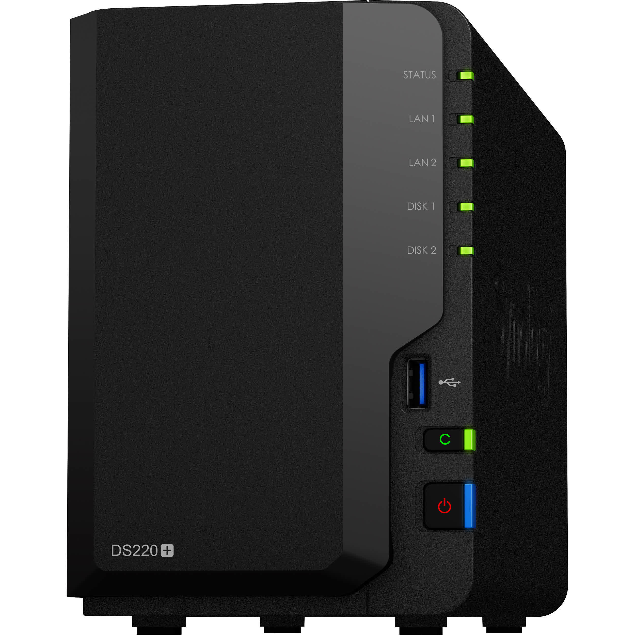 Synology DS220+ 2-bay USB3