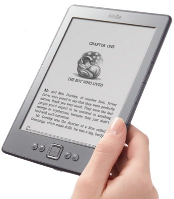 Kindle Ebook Sales Outpace Physical Copies At Amazon Uk