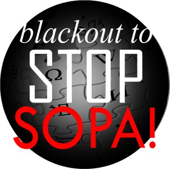 microsoft, roundup, sopa, pipa, stop online piracy act, blackout day, protect ip act, blackout