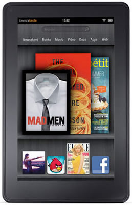 amazon, ipad, review, tablet, kindle fire