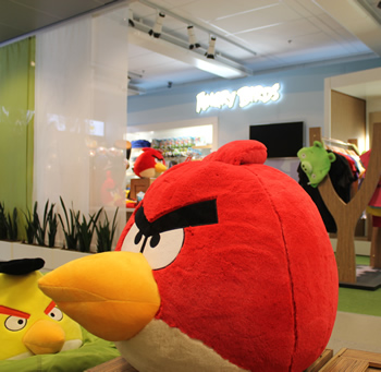 angry birds, futuremark, 3dmark, rovio, mergers, acquisitions, buyou