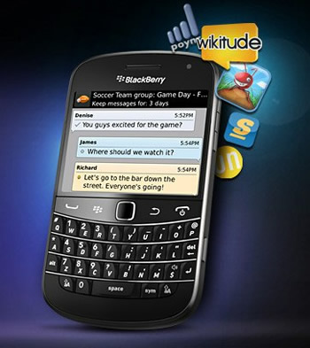 rim, blackberry, smartphone, bbm6, messaging, bbm, industry, employment, jobs, bbos, patrick spence