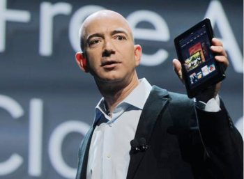 amazon, jeff bezos, kindle fire hd, gta 5