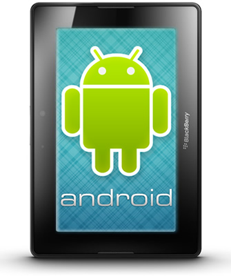 android, rim, blackberry, playbook, piracy, bb10, developers, google play, appworld, side-loading, sideloading, alec saunders, emulati