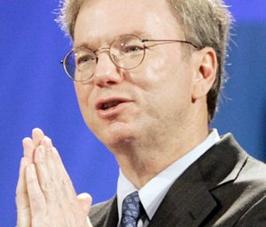 google, eric schmidt, stock, shares