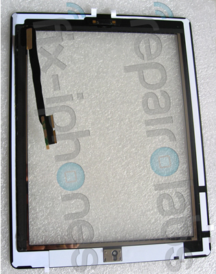 apple, ipad, rumor, leaked, ipad 3, digitizer