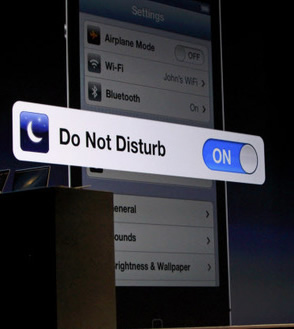 apple, iphone, ipad, software, tablet, smartphone, advertising, operating system, ios 6, 2013, errors, mobile computing, bugs, new years, do not disturb, ipods, dnd, venus williams, serena williams, apple commercials