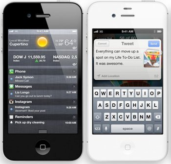 apple, smartphone, ios 5, battery life, iphone 4s