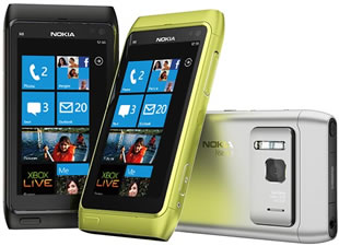 microsoft, nokia, samsung, windows phone, windows phone 7