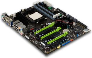 AMD adds Nvidia SLI support to its chipsets - TechSpot