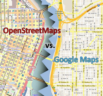 Wikipedia ditches Google Maps for OpenStreetMaps after price