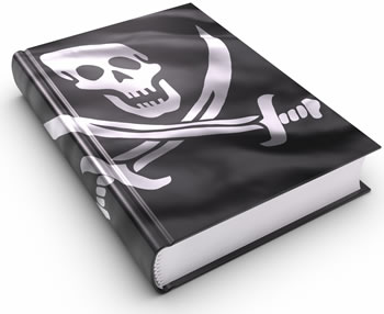 wordpress, bittorrent, torrent, pirate, piracy, copyright, filesharing, ebook, wil