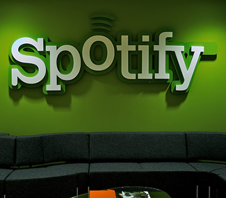 spotify, canada, streaming, asia, expansion, south america