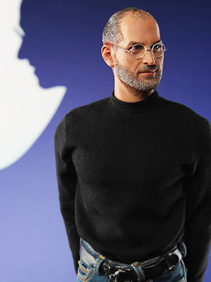 apple, china, steve jobs, lawsuit, legal, court, action figures, in icons, intellectual property