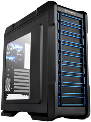 thermaltake, case, enthusiast, enclosure, chaser, chaser a31, chaser mk-1