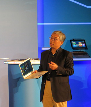 acer, microsoft, windows, arm, tablet, microsoft surface, release dates, windows 8 rt, launch dates, interviews, industry news, delays, jim wong