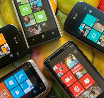 windows phone, china, market share