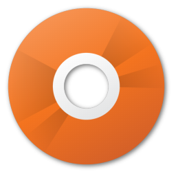 OrangeCD Player