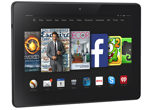 Amazon Fire HDX 8 9 4th Generation Firmware 22 5 7 9 Driver