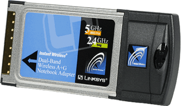 Linksys WPC55AG Driver Download