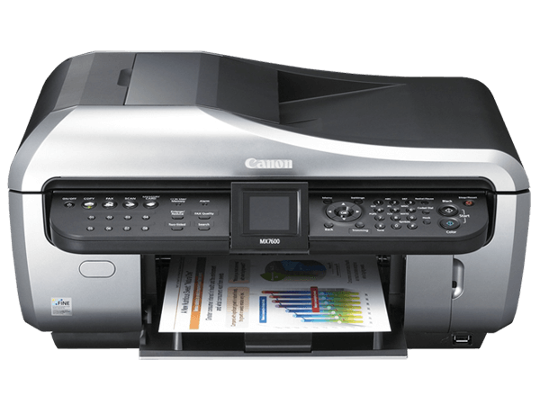 Canon PIXMA MX850 CUPS Printer Windows