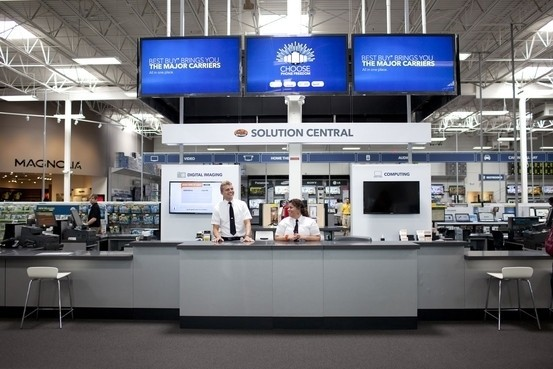94b16a0888e Best Buy's new retail layout borrows heavily from the Apple Store ...