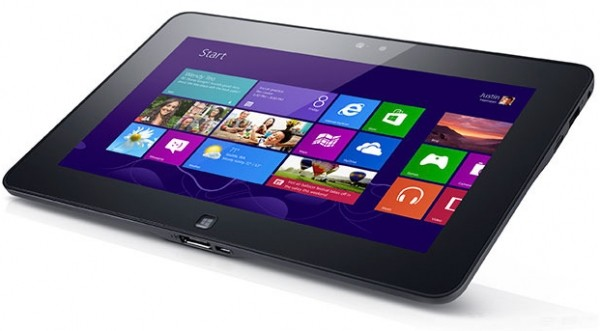 Dell intros Windows 8 business tablet with swappable battery