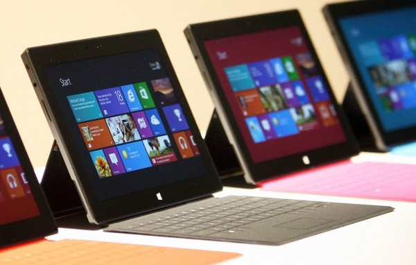 Surface with Windows RT debuts to mixed reviews, most