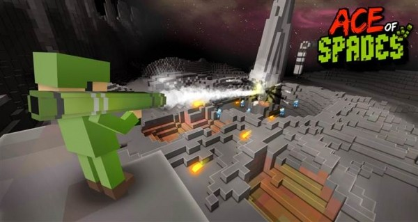 Team Fortress meets Minecraft in upcoming game Ace of Spades