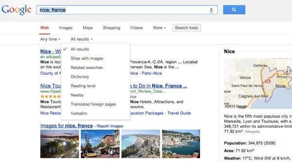 Google rolls out 'simpler, cleaner' search results page