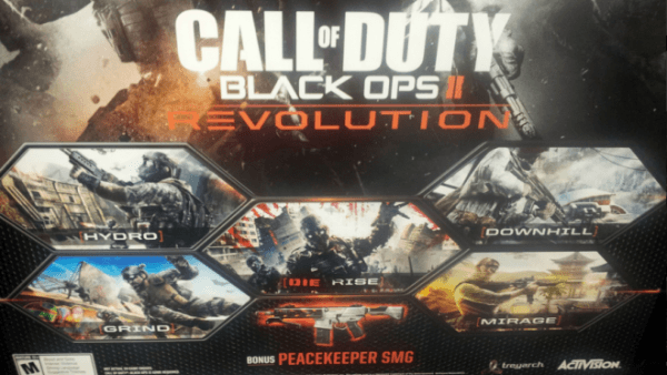 Black Ops 2 'Revolution' DLC to include five new multiplayer ... on call of duty pentagon thief, call of duty 5 zombies, call of duty black ops zombies moon map, black ops zombies five floor bottom map, call of duty black ops 2 buried map, call of duty black ops 2 zombies tranzit map,