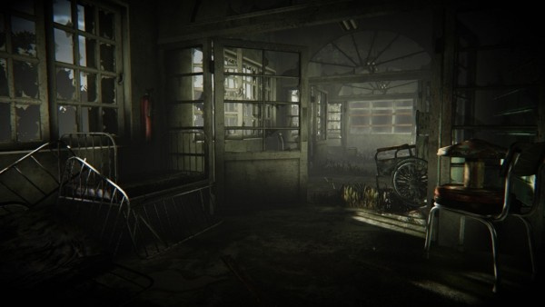 Daylight will use Unreal Engine 4, procedurally-generated