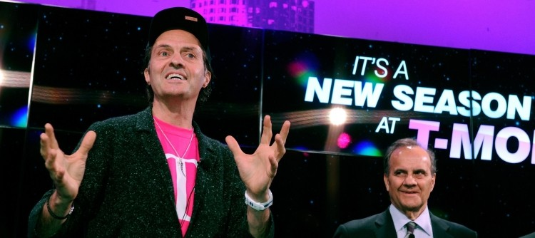 T-Mobile forced to revamp no-contract marketing campaign