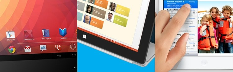 Tablet shipments to overtake laptop sales in 2013, entire PC market in 2015