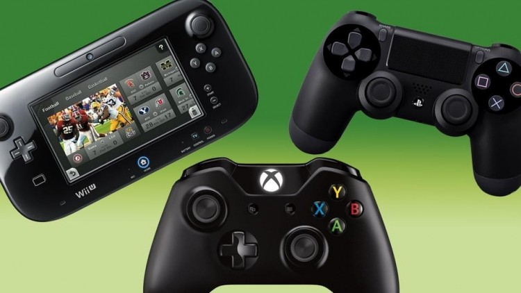 What do the Xbox One, PS4, and Wii U all have in common? AMD silicon